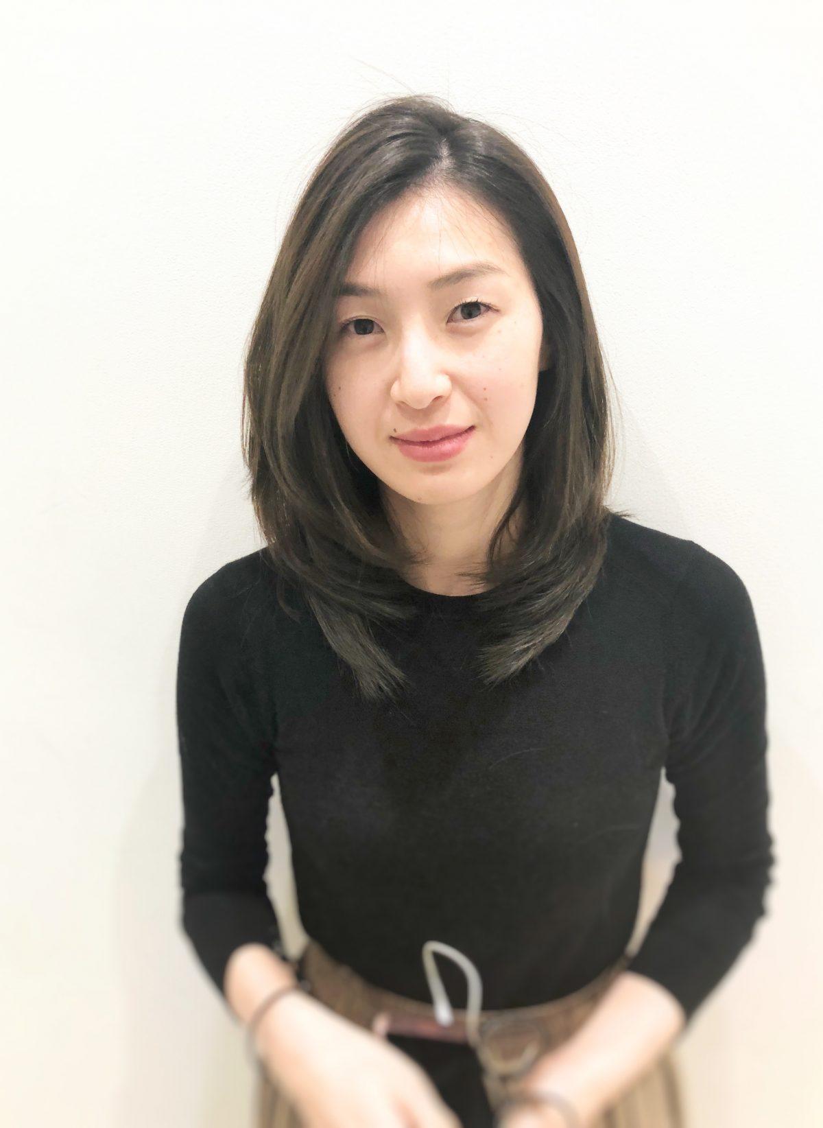 韓国レイヤー!レイヤードスタイル!