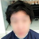 メンズの方、必読!浮く髪を落ち着かせる!韓国式ダウンパーマ☆